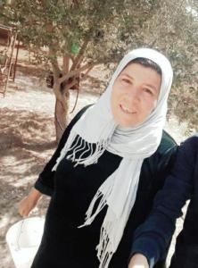 21. Amina Weissi