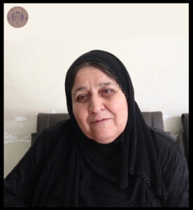15. Aqeeda Ali Osman