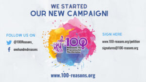 TJK-E launches '100 reason' campaign