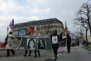 Justice demanded for Sara, Rojbîn and Ronahî