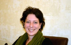 Interview with Frederike Geerdink