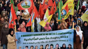 Women's campaign against occupation enters second phase