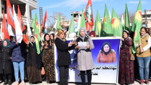 Northern Syria: Protests after assassination of two local women politicians